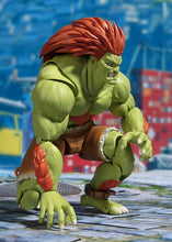 Load image into Gallery viewer, Street Fighter™ Blanka S.H.Figuarts - 6""