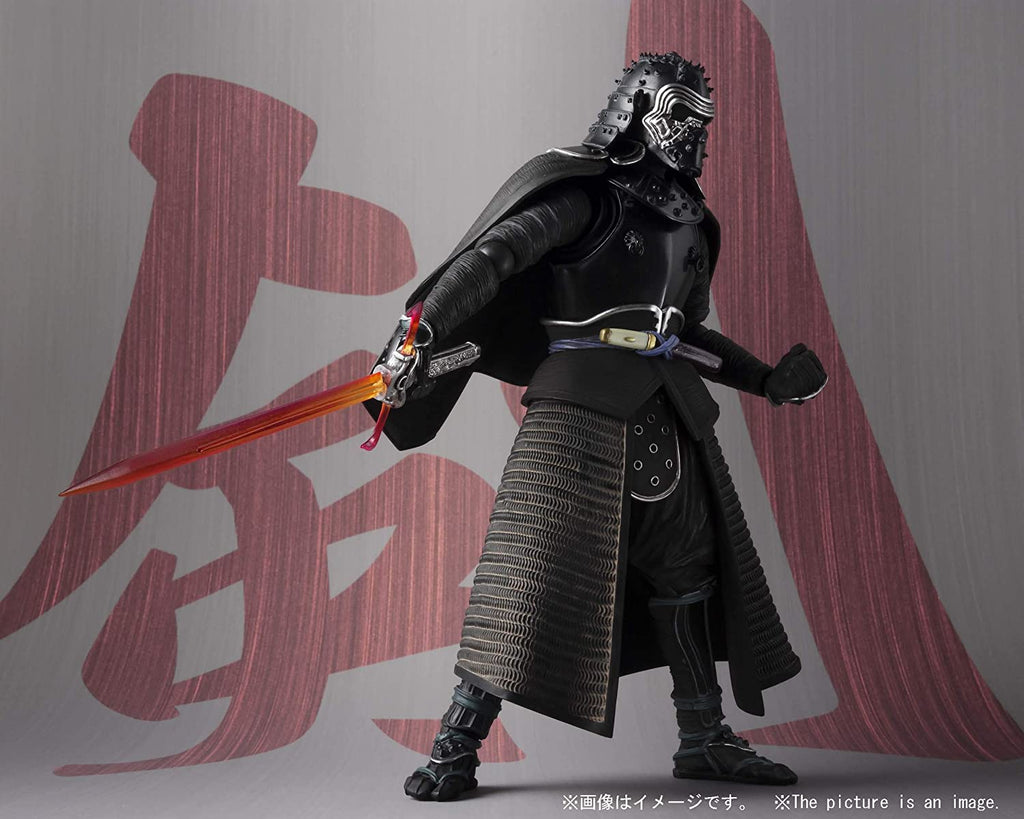 Star Wars™ Bandai Meisho Movie Realization Samurai Kylo Ren - 7""