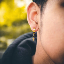 Load image into Gallery viewer, Mister Ankh Earring