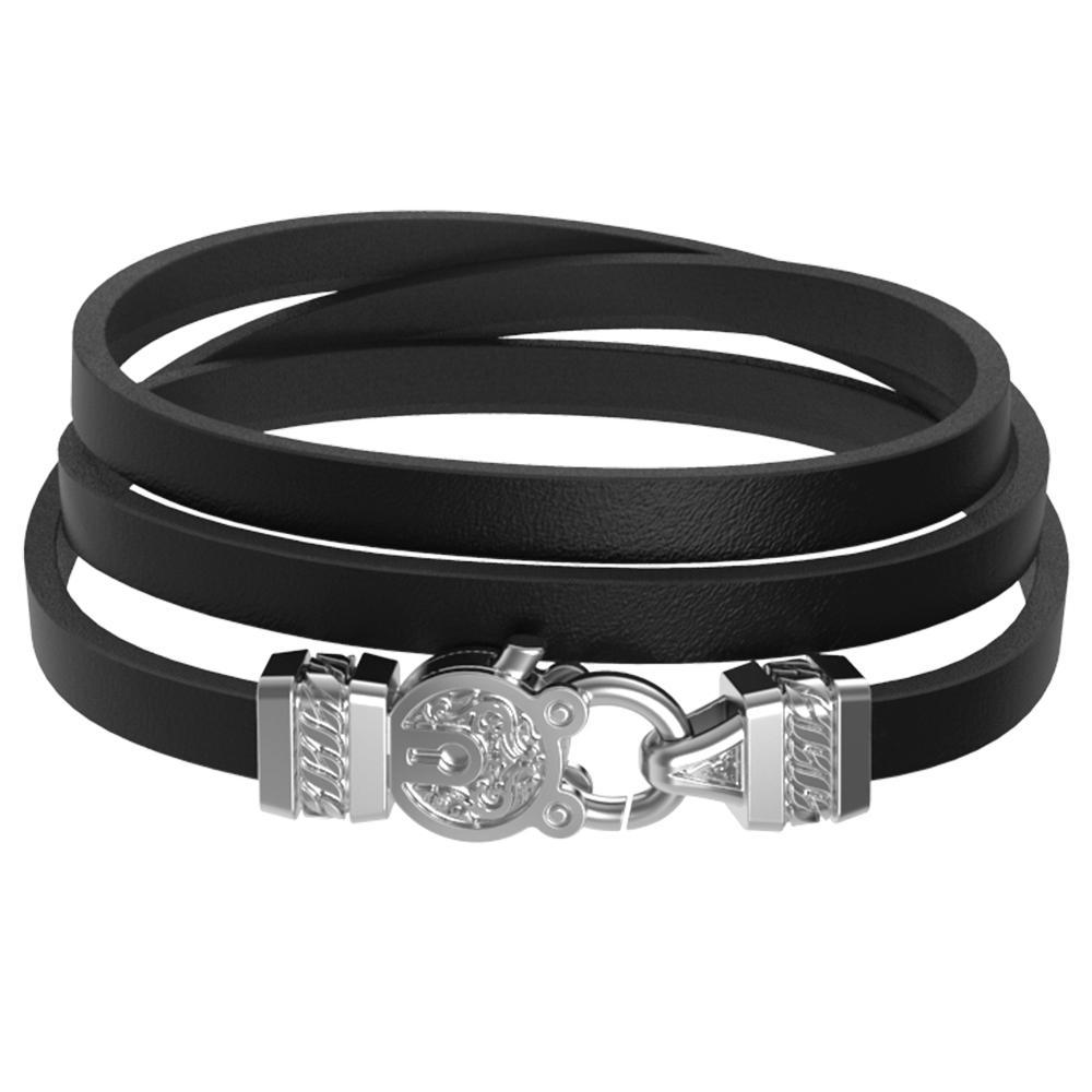 Mister Edge Leather Bracelet V3 - Mister SFC - Fashion Jewelry - Fashion Accessories