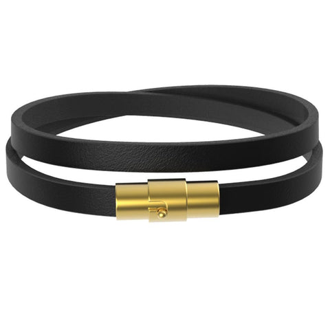 Mister Trifecta Leather Bracelet V2 - Mister SFC - Fashion Jewelry - Fashion Accessories
