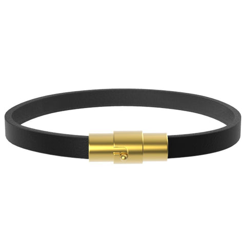 Mister Trifecta Leather Bracelet V1 - Mister SFC - Fashion Jewelry - Fashion Accessories