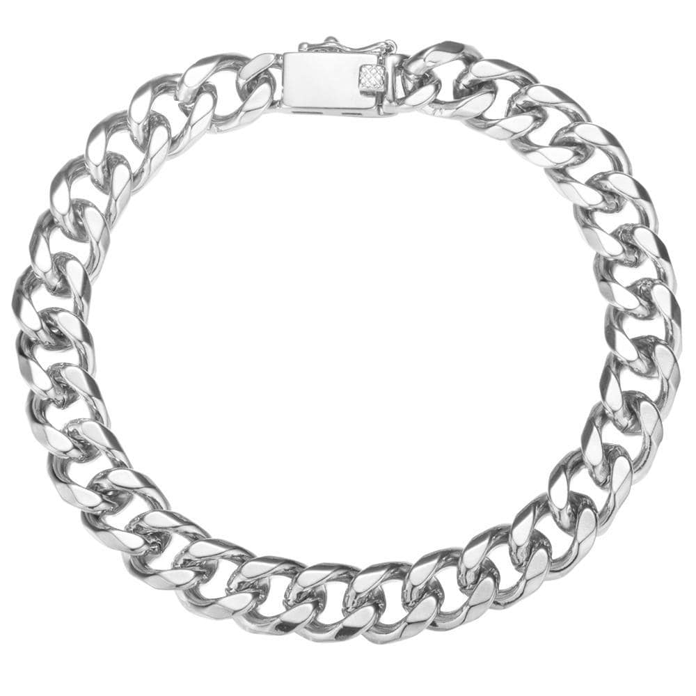 Mister Curve Curb Bracelet - Mister SFC - Fashion Jewelry - Fashion Accessories