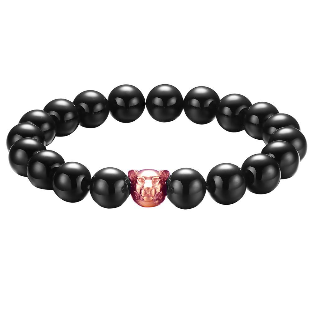 Mister Lioness Plus Bead Bracelet - Mister SFC - Fashion Jewelry - Fashion Accessories