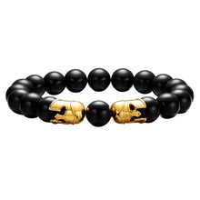 Load image into Gallery viewer, Mister Spartan Bead Bracelet