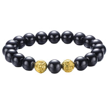 Load image into Gallery viewer, Mister Twin Lion Plus Bead Bracelet - Mister SFC - Fashion Jewelry - Fashion Accessories