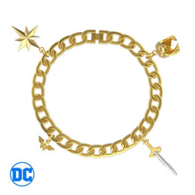 Load image into Gallery viewer, Wonder Woman™ WW84 Curb Bracelet