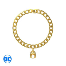 Load image into Gallery viewer, Wonder Woman™ Golden Armor Curb Bracelet