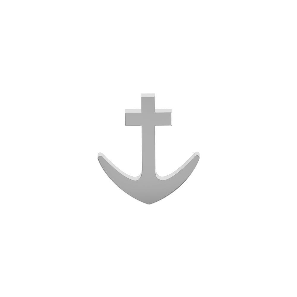 Mister Anchor Charm V2 (ONLY FOR 5MM FLAT LEATHER) - Mister SFC - Fashion Jewelry - Fashion Accessories