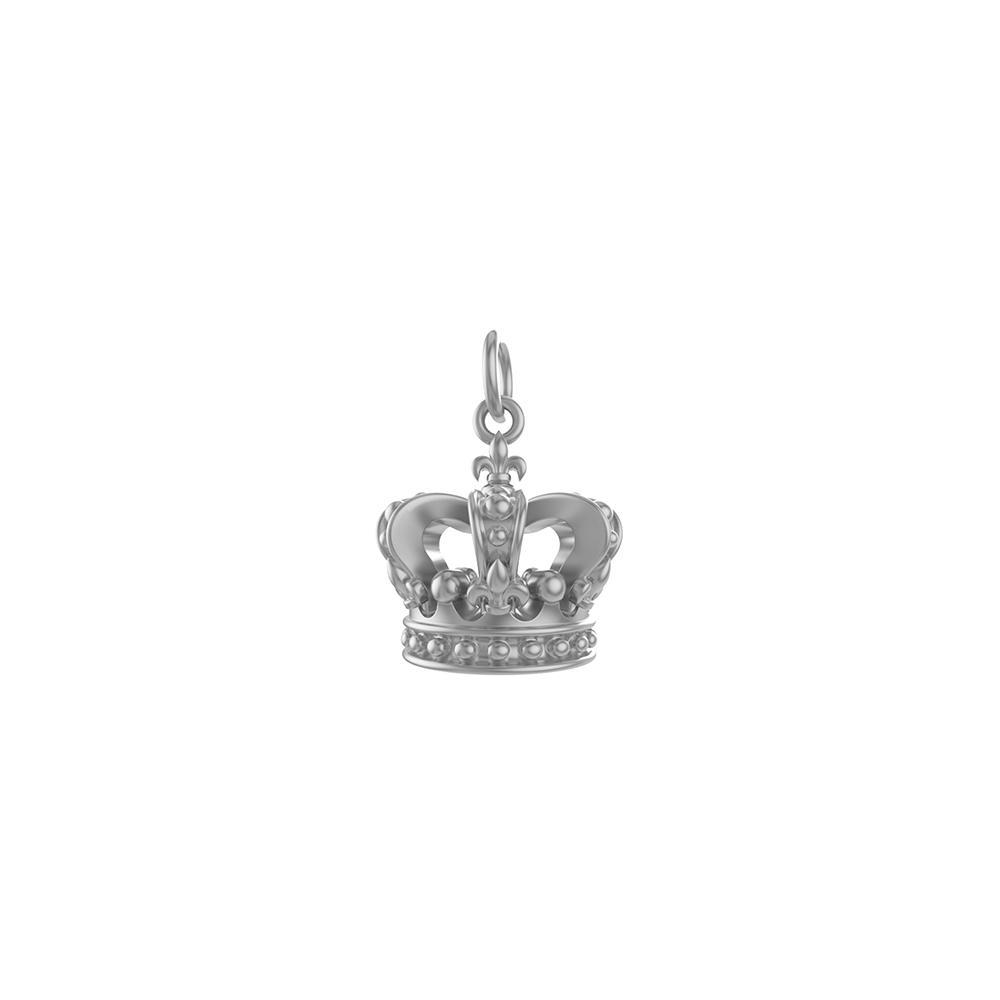 Mister Crown Charm - Mister SFC - Fashion Jewelry - Fashion Accessories