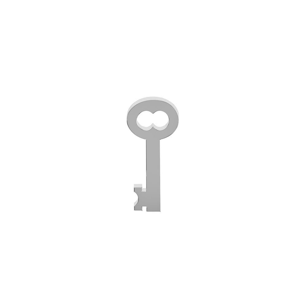 Mister Key Charm V2 (ONLY FOR 5MM FLAT LEATHER) - Mister SFC - Fashion Jewelry - Fashion Accessories