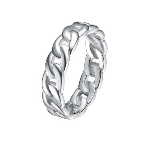 Mister Cable Silver Ring - 925 - Mister SFC - Fashion Jewelry - Fashion Accessories