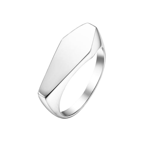 Mister Casket Silver Ring - 925 - Mister SFC - Fashion Jewelry - Fashion Accessories