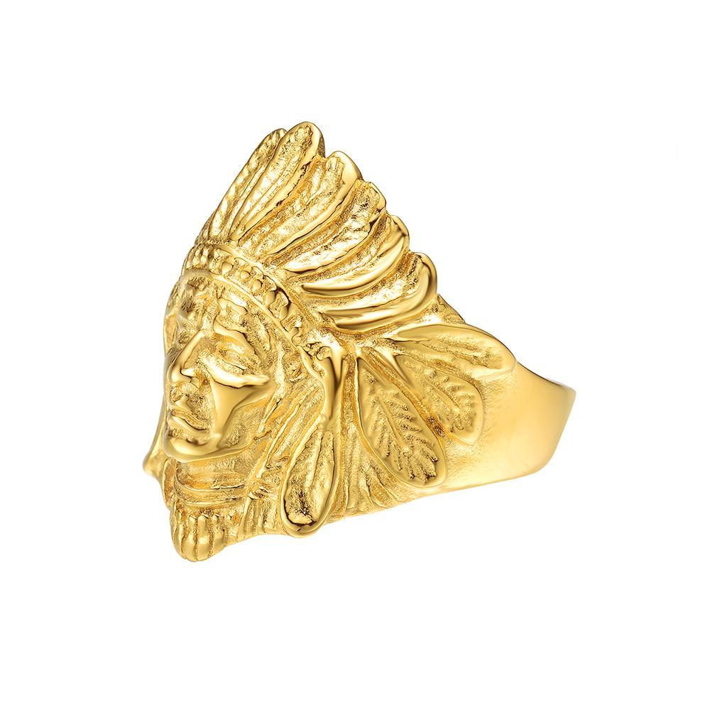 Mister Chief Ring - Mister SFC - Fashion Jewelry - Fashion Accessories
