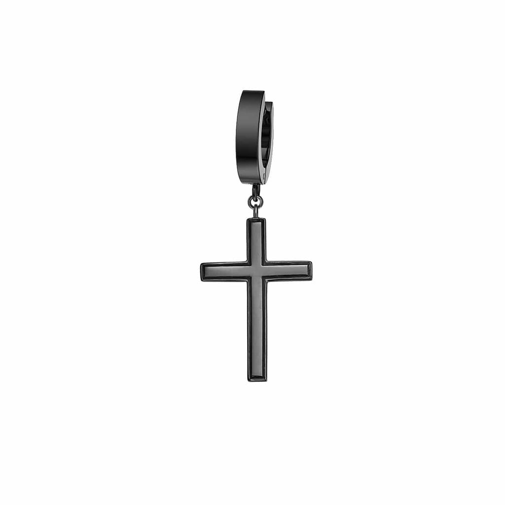 Mister Crucifix Earring
