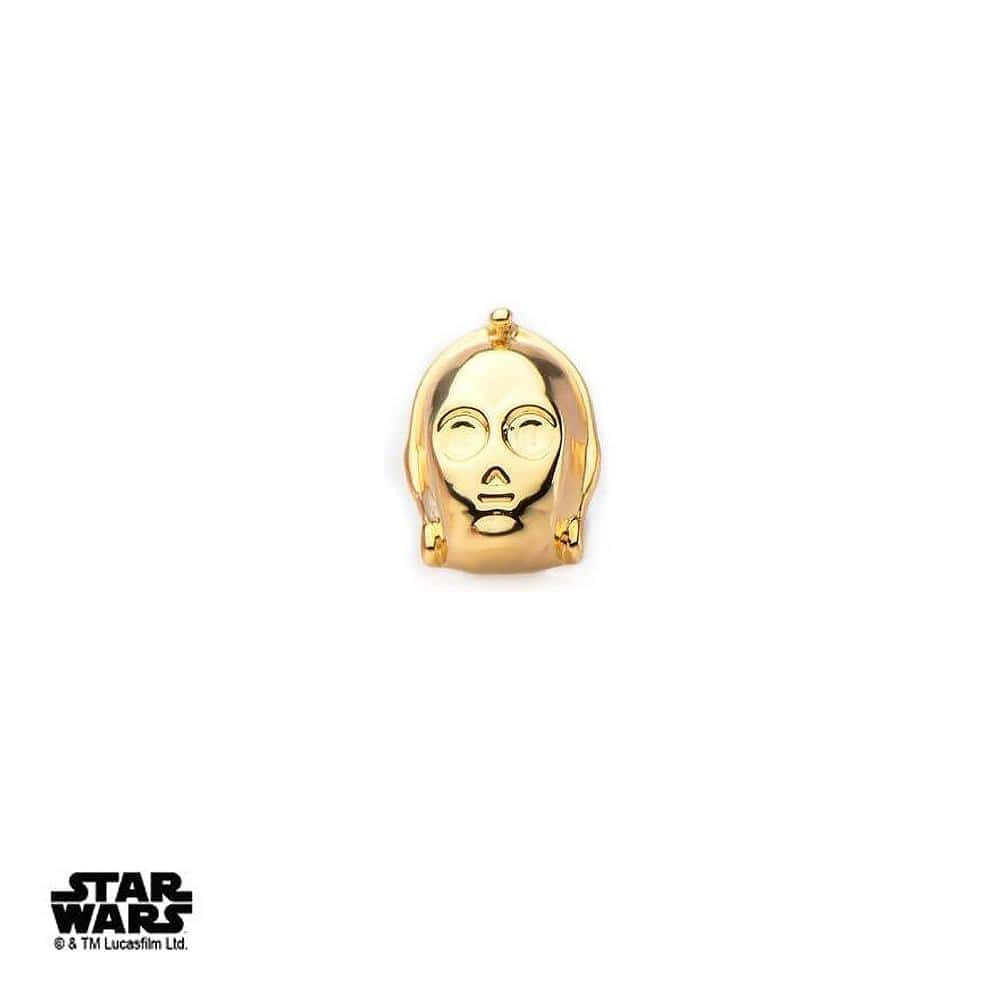 Star Wars™ C-3PO Earrings