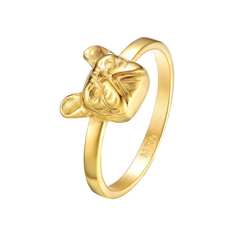 Mister Frenchie Ring - Mister SFC - Fashion Jewelry - Fashion Accessories
