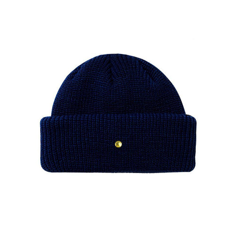 Mister Roll Cuff Beanie - Navy - Mister SFC - Fashion Jewelry - Fashion Accessories