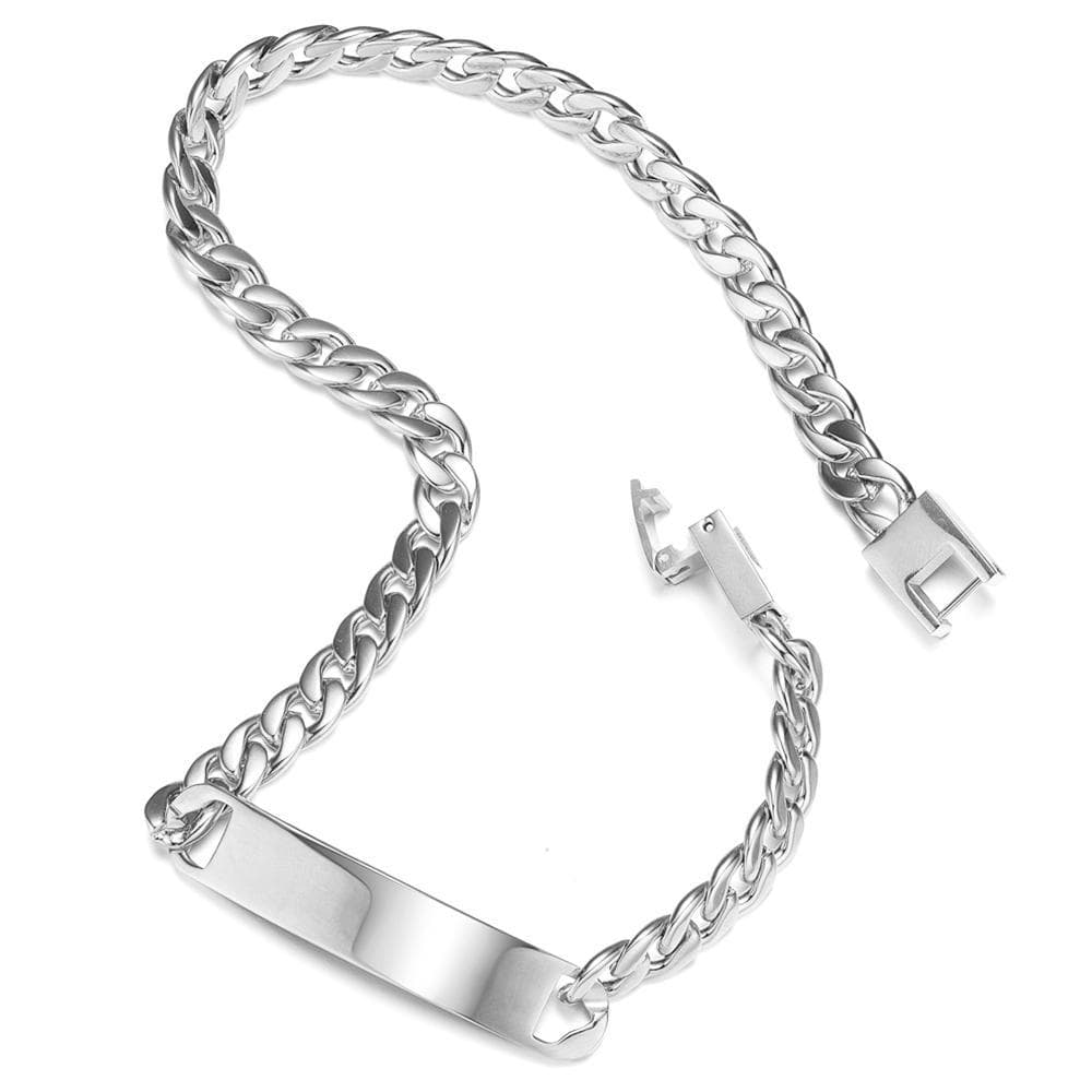 Mister ID Bracelet - Mister SFC - Fashion Jewelry - Fashion Accessories
