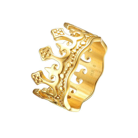 Mister King Ring - Mister SFC - Fashion Jewelry - Fashion Accessories