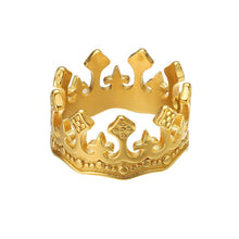 Load image into Gallery viewer, Mister King Ring - Mister SFC - Fashion Jewelry - Fashion Accessories