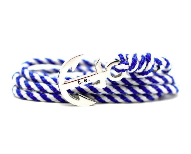 Thread Etiquette The Signature Anchor Bracelet
