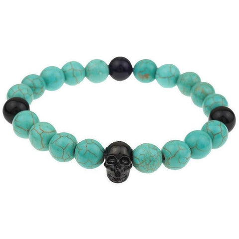 Mister Annum Plus Bead Bracelet - Turquoise - Mister SFC - Fashion Jewelry - Fashion Accessories