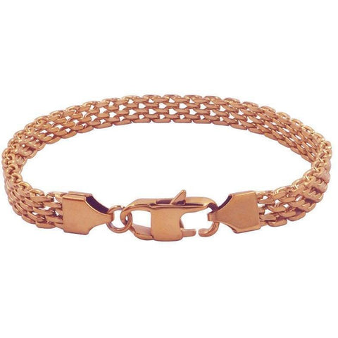 Mister Armor Bracelet - Rose Gold - Mister SFC - Fashion Jewelry - Fashion Accessories