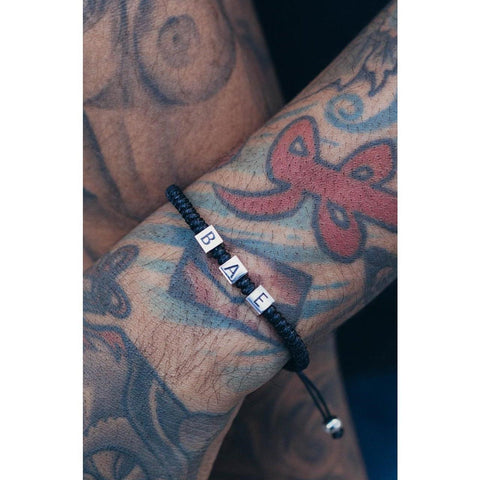 Mister Bae Bead Bracelet - Black - Mister SFC - Fashion Jewelry - Fashion Accessories