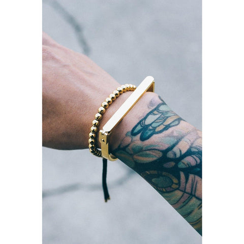 Mister Bar Bracelet - Gold - Mister SFC - Fashion Jewelry - Fashion Accessories