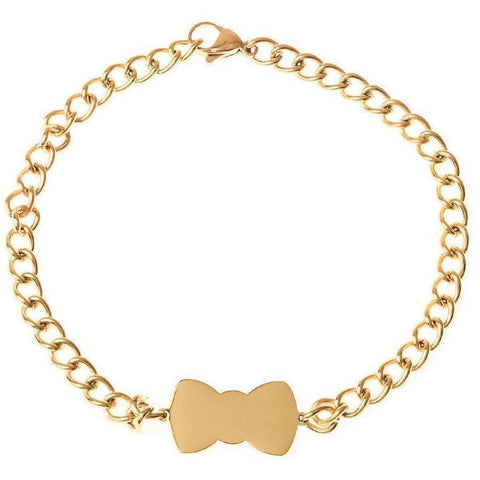 Mister Bow Dog Collar - Mister SFC - Fashion Jewelry - Fashion Accessories