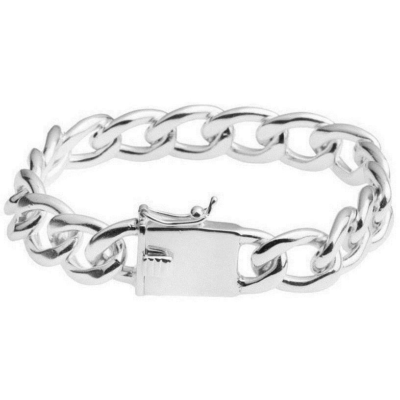 Mister Cuban Silver Bracelet - 925 - Mister SFC - Fashion Jewelry - Fashion Accessories