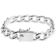 Load image into Gallery viewer, Mister Cuban Silver Bracelet - 925 - Mister SFC - Fashion Jewelry - Fashion Accessories
