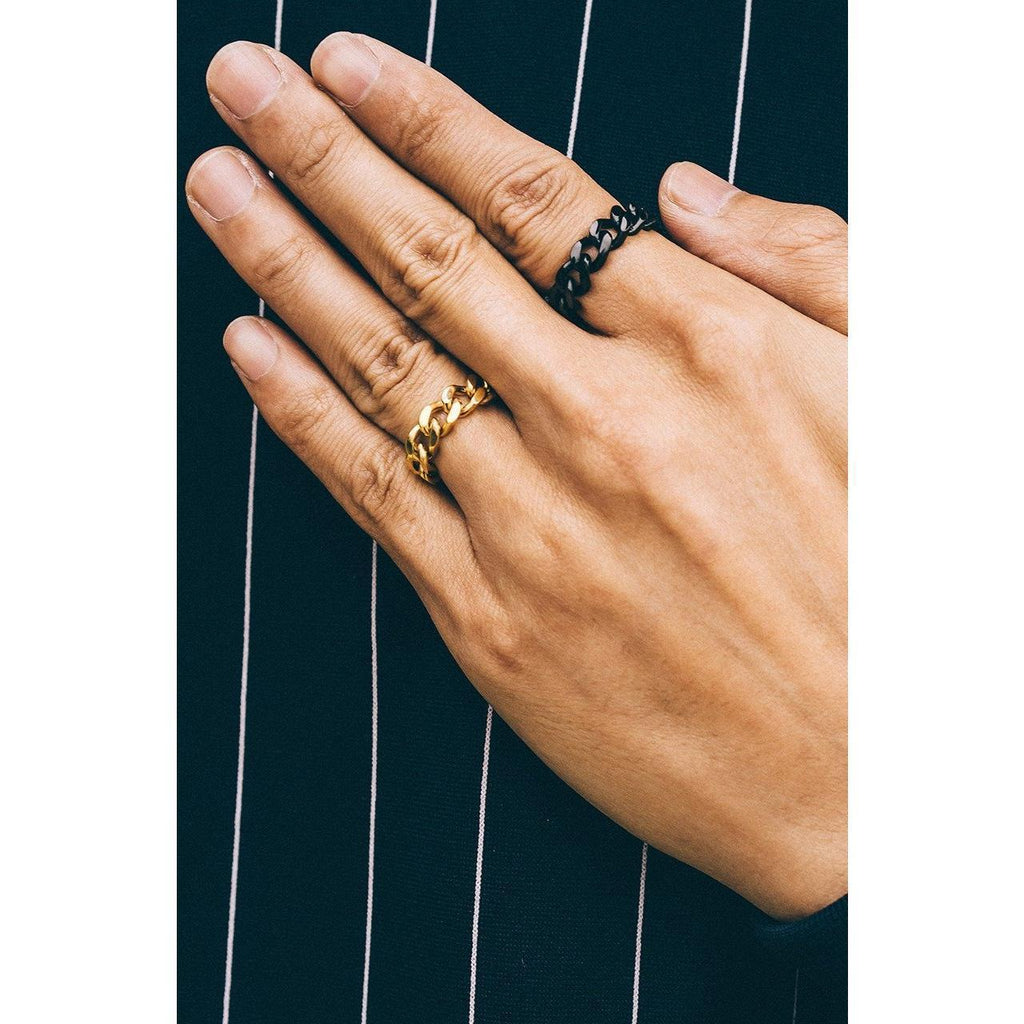 Mister Curb Ring - Mister SFC - Fashion Jewelry - Fashion Accessories
