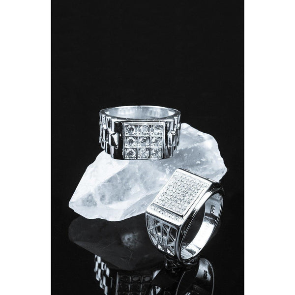 Mister Empire Silver Ring - 925-RING-Mister SFC