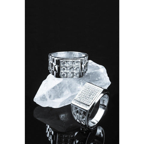 Mister Empire Silver Ring - 925 - Mister SFC - Fashion Jewelry - Fashion Accessories
