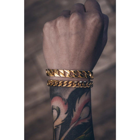 Mister Goldie Bracelet - Gold - Mister SFC - Fashion Jewelry - Fashion Accessories