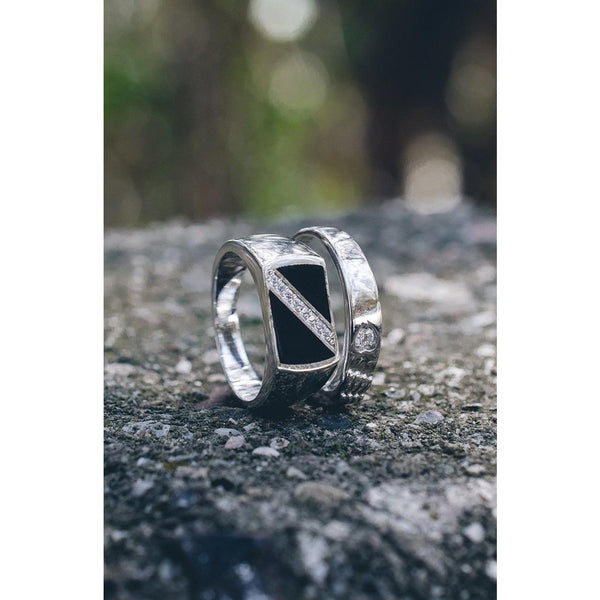 Mister Grant Silver Ring - 925-RING-Mister SFC
