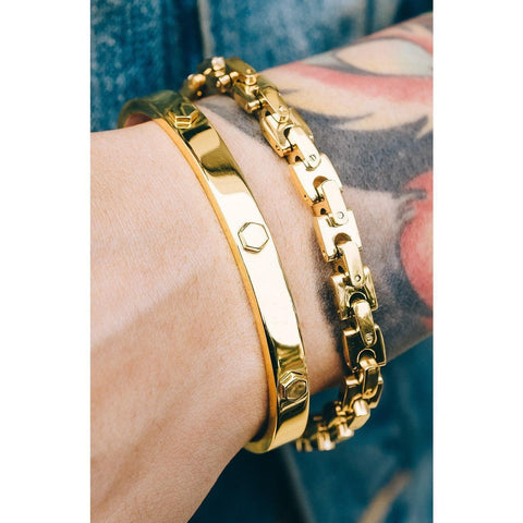 Mister Mariner Bracelet - Gold - Mister SFC - Fashion Jewelry - Fashion Accessories