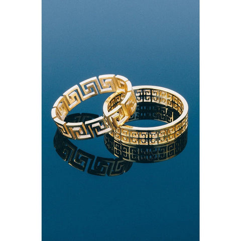 Mister  Omega Ring - Gold - Mister SFC - Fashion Jewelry - Fashion Accessories