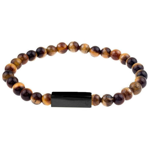 Mister Prime Bead Bracelet - Tiger - Mister SFC - Fashion Jewelry - Fashion Accessories
