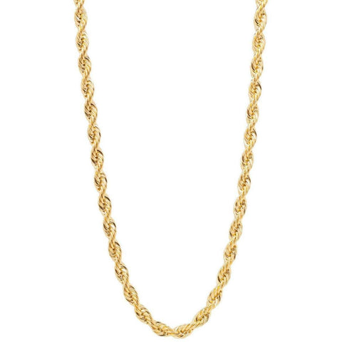 Mister Rope Necklace - Gold-NECKLACE-Mister SFC