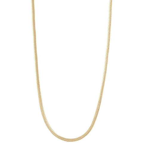 Mister Serpentine Chain - Gold - Mister SFC - Fashion Jewelry - Fashion Accessories