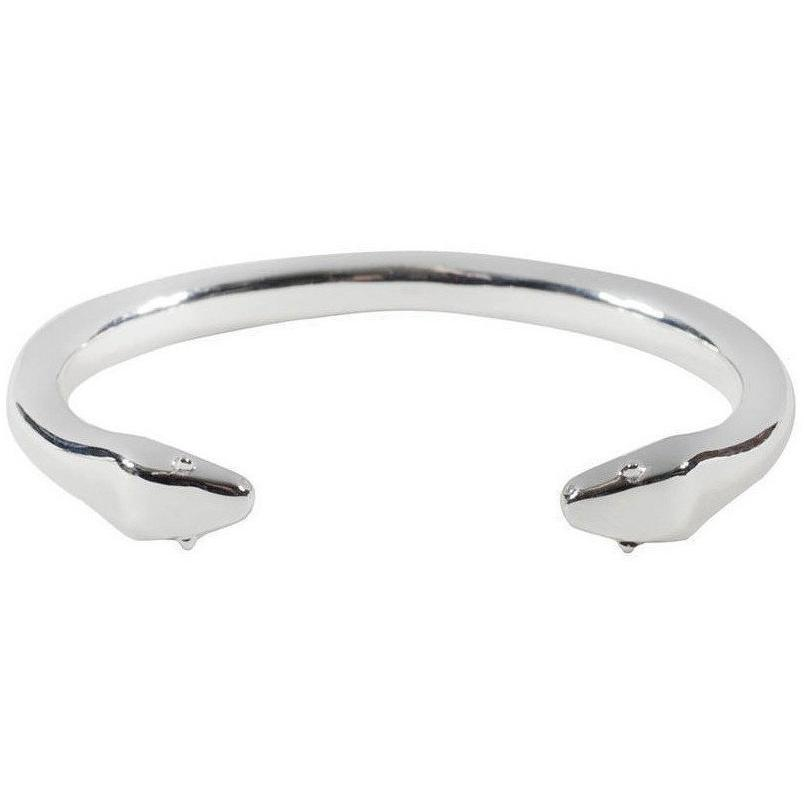 Mister Snake Silver Cuff Bracelet - 925 - Mister SFC - Fashion Jewelry - Fashion Accessories