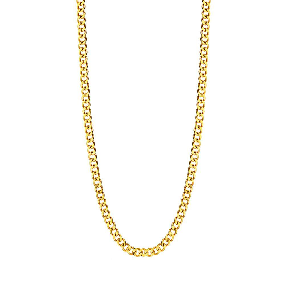 Mister Curb Link Chain - Mister SFC - Fashion Jewelry - Fashion Accessories