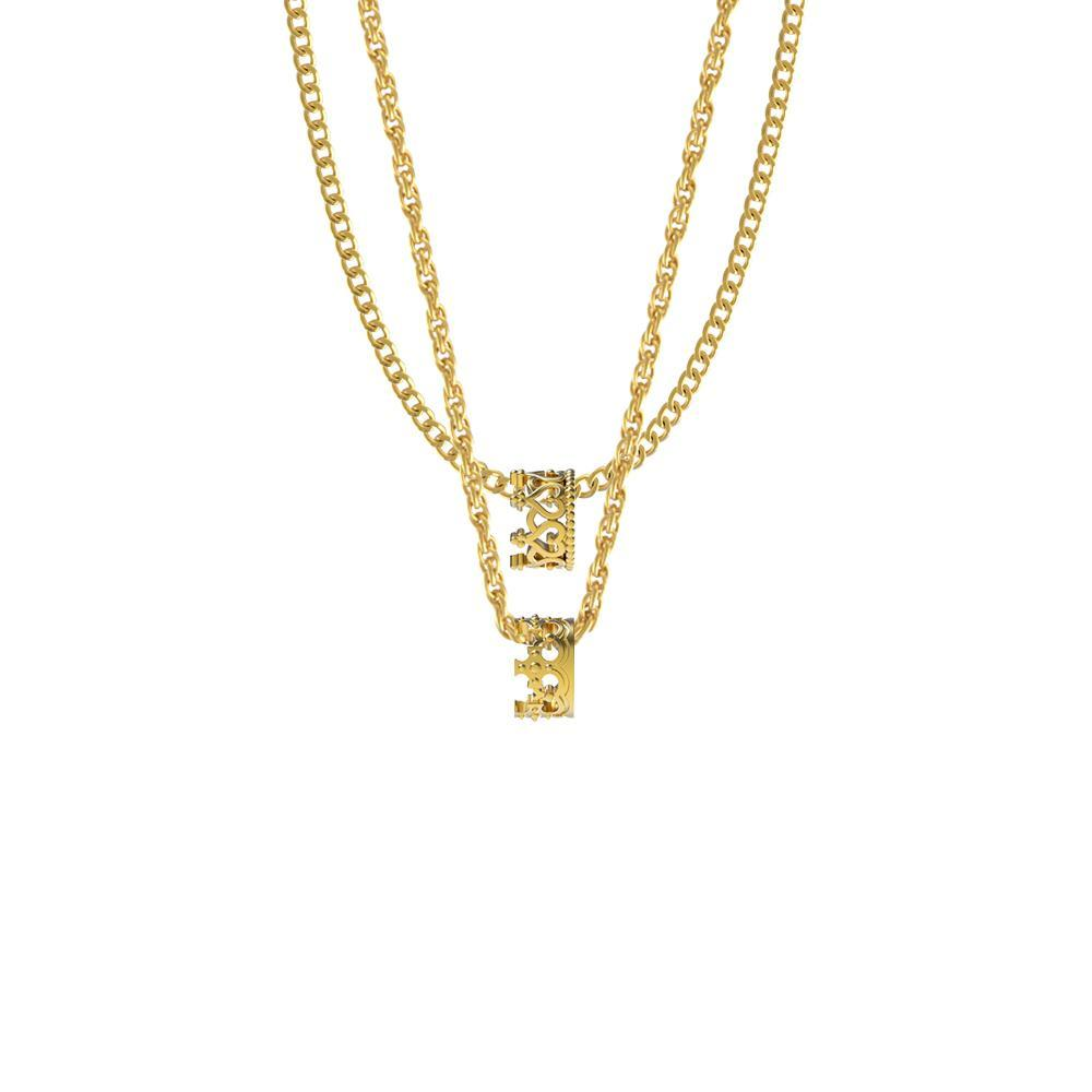 Mister Prince & Princess Necklace - Mister SFC - Fashion Jewelry - Fashion Accessories