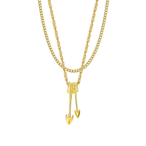 Mister Wild Arrow Necklace