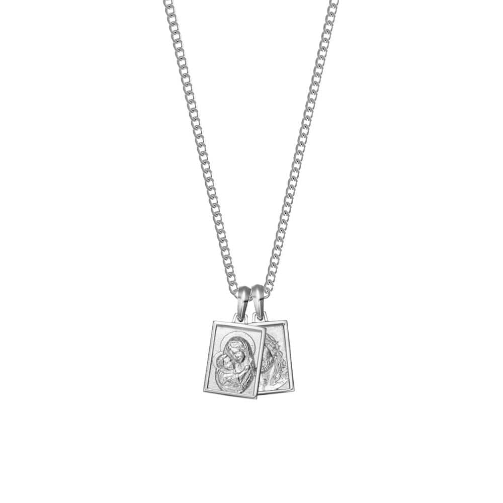 Mister Scapular Necklace