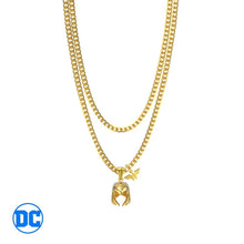 Load image into Gallery viewer, Wonder Woman™ Golden Armor Necklace V2