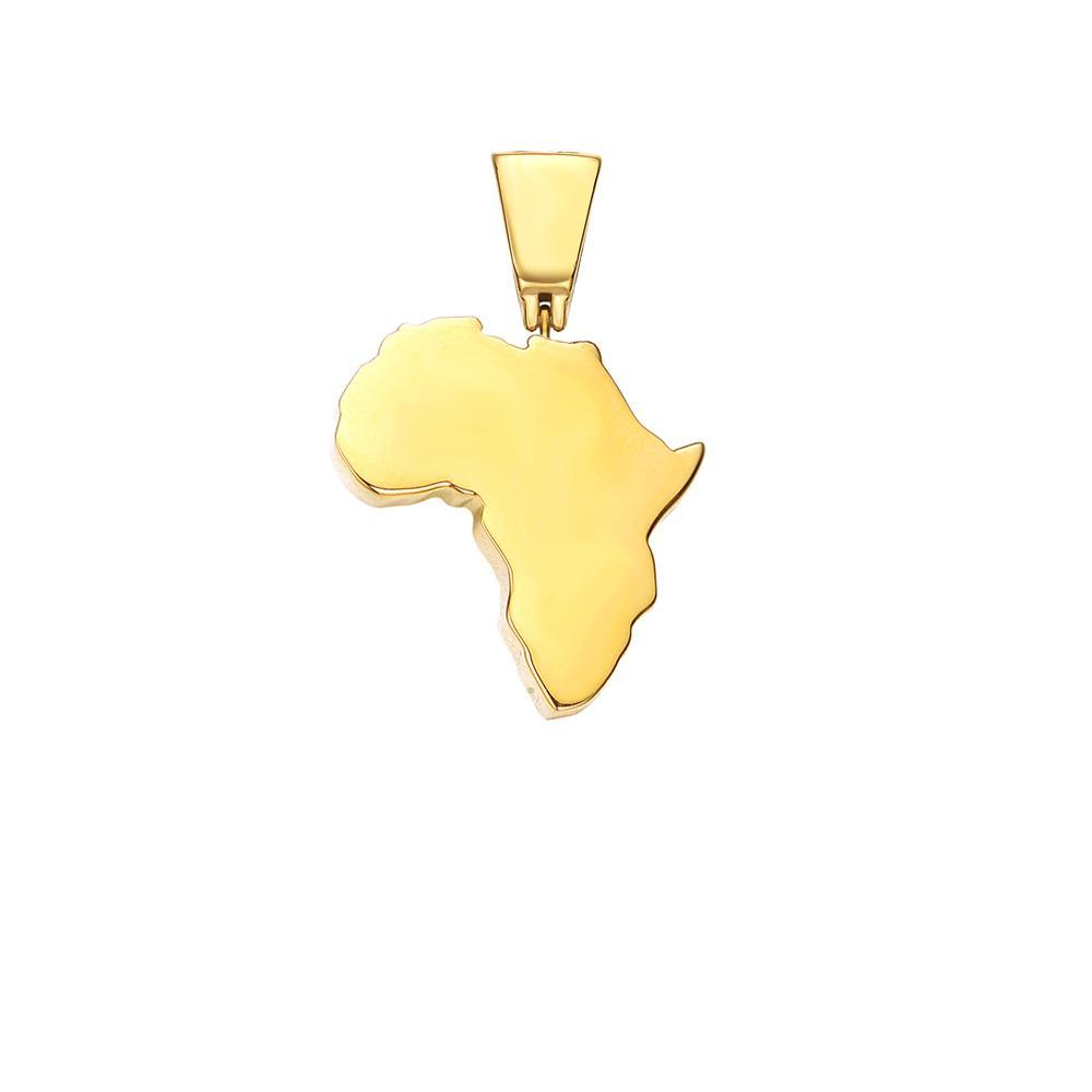 Mister Africa Pendant - Mister SFC - Fashion Jewelry - Fashion Accessories